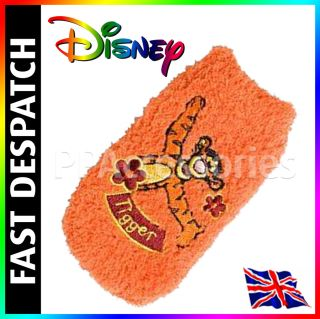 Disney Soft Eeyore Tigger Piglet Phone Sock Case Cover for Various
