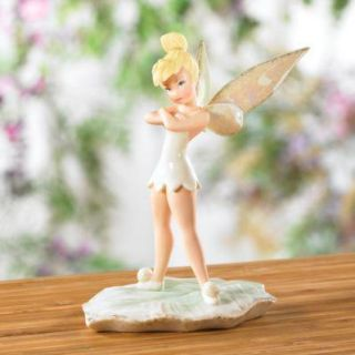 Lenox Disney Fiery Fairy Tinkerbell Figurine Peter Pan