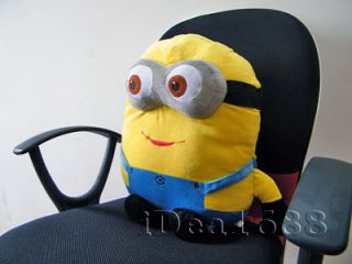 18 Plush Pillow Dave 3D Doll Despicable Me Minion Toy