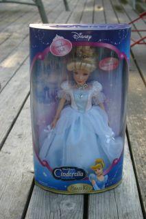 Disney Princess Cinderella Brass Key Porcelain Doll 14