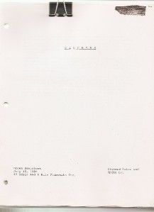 movie script clockers harvey keitel by spike lee