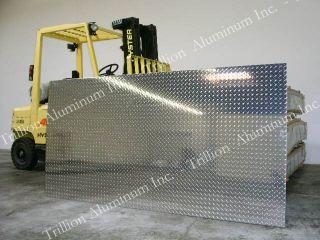 Aluminum Diamond Plate Sheet 1 16 4x8 Mirror Finish