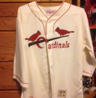 Dizzy Dean St Louis Cardinals Jersey Mitchell Ness