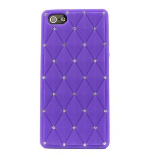 Luxury Bling Diamond Crystal Soft Silicone Case Cover for Apple iPhone