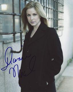 Diane Neal Genuine Signed Autograph NCIS Aftal Dealer