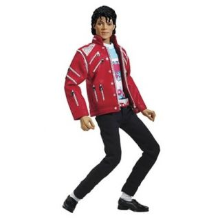 It was cool to own a red jacket in the 1980s.Honor Michael Jackson