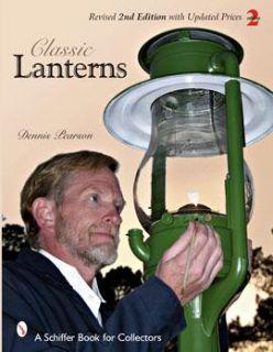 Antique Lanterns Guide Railroad Fire Embury Dietz