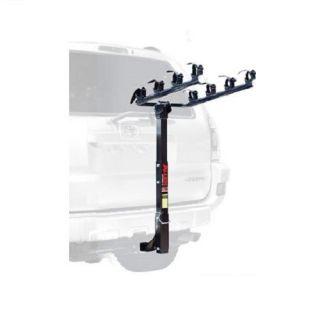 Allen Deluxe 4 Bike Hitch Mount Rack 2 inch Receiver