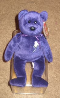 Princess Diana Ty Beanie Baby Mint Tags P E Pellets