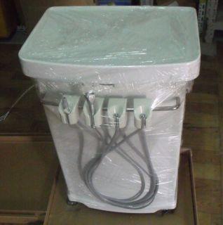 Dental Portable Delivery Unit Treatment Unit Equipment Mobile Cart