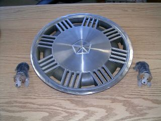 Genuine 1988 1989 1990 1991 Dodge Dynasty Hubcaps Wheel Covers Factory