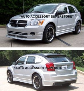2007 UP DODGE CALIBER BODY KIT ZL 1 MAXFORCE STYLE! PRE PAINTING