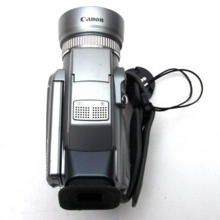 Canon MVX2I Compact Camcorder Plus Spare Batteries Tapes