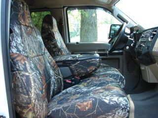 Dodge Sprinter Coverking Realtree Hardwood Neoprene Seat Covers Camo