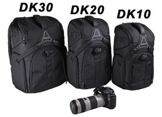 Dolica Medium DK20 Digital DSLR Photo Camera Travel Backpack Bag Case