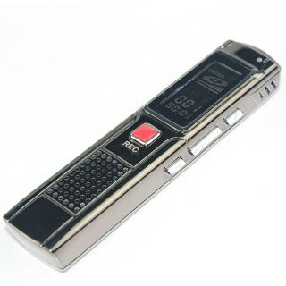High Quality Digital Voice Recorder Dictaphone 4GB Phone Record Music