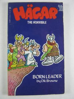 The Horrible Born Leader Comics Softcover Book by Dik Browne