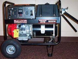 BALDOR PORTABLE GENERATOR 2 WHEEL DOLLY KIT GENERATOR NOT INCLUDED