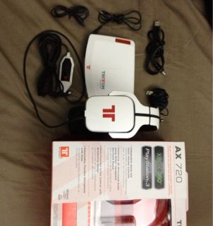 Tritton AX 720 5 1 Dolby Digital Surround Sound Gaming Headset