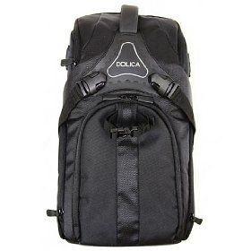 Dolica DK 30 Black Travel Camera Backpack Large Brand New