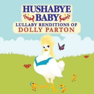 LULLABY CD HUSHABYE SONG OF DOLLY PARTON COOL CHRISTENING GIFT NEW