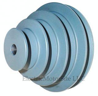 Maska MAS52X1 2 5 4 3 2 in OD 4 Step 1 2 in Bore Cast Iron A Belt Step