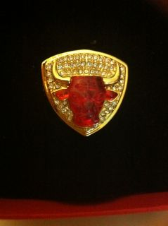 1993 93 NBA CHAMPIONSHIP RING CHICAGO BULLS MICHAEL JORDAN