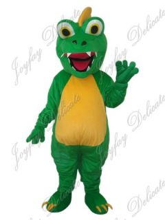 Dinosaur Dragon Big Mouth Adult Size Mascot Costume
