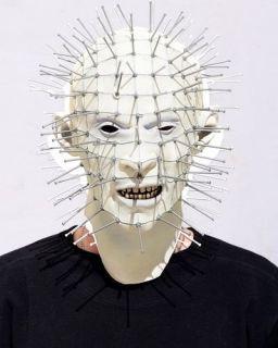 Hellraiser Pinhead Full Overhead Latex Mask Don Post