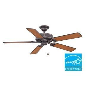 Hampton Bay Farmington 52in Ceiling Fan