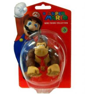 Super Mario Bros Nintendo 2 Wave 3 Figure Donkey Kong