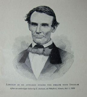 the biography of abraham lincoln pdf