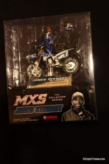 2009 AMA Supercross Championship Collector Series Dirt Bike Toy