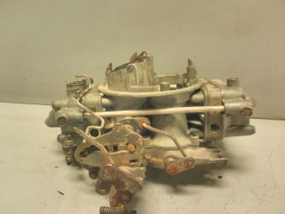 Chrysler Dodge Mopar 340 400 Holley 4165 650 CFM 4BBL Carburetor List