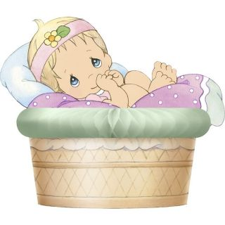in other Precious Moments Baby Shower Partyware Party Supplies