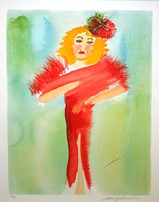 Donna Summer Lady M Lithograph Others Available See It Live Gallart