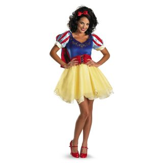 Disney Prestige Sassy Snow White Costume Teen 7 9