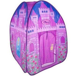 Disney Princess Playhut Castle Purple Big Play Tent New