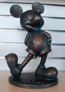 Disney Epcot Flower and Garden 2012 Mickey Mouse Garden Figure Statue