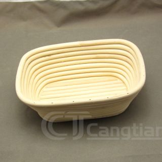 Banneton 20cm Long Bread Proofing Proving Basket Free P P