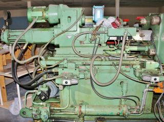 Van Dorn 125T Injection Molding Machine No Reserve