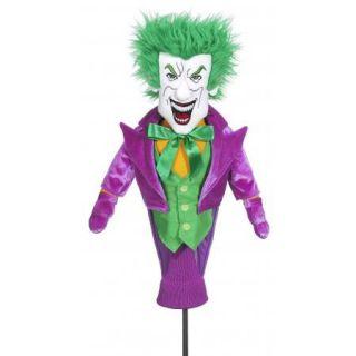 The Joker The Dark Knight 460cc Driver Golf Head Cover