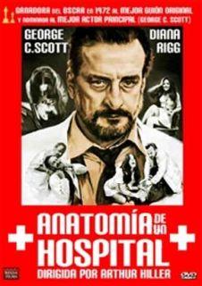 New PAL Classic DVD Arthur Hiller George C Scott Diana Rigg
