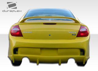 2003 2005 Dodge Neon Duraflex Concept Rear Bumper Body Kit