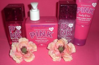 Victoria Secret Pink Lovely True Mist Lotion Cream