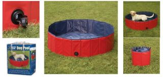 Extra Tough Swimming Pool for Dogs