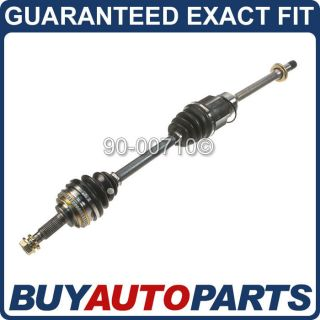 Brand New Complete Front Right Driveshaft CV Assembly Toyota Camry