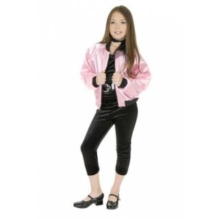 Jacket 50s Grease Dress Up Halloween Child Costume Accessory