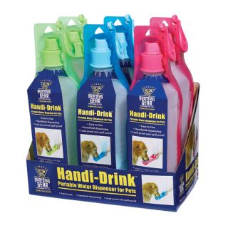 Guardian Gear Portable Handi Drink Regular 17 oz Travel Pet Bowl Dish