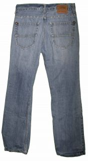 Aeropostale Driggs Slim Boot Sz 28 x 30 Mens Blue Jeans Denim Pants